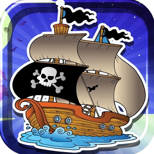 A Pirate Gold Target Game Free