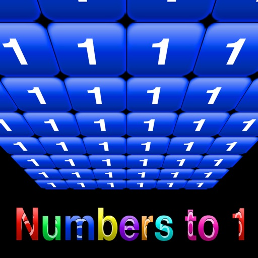 Numbers to 1 - Brain Puzzle Review