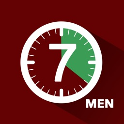 Men's 7 Minute Body - Quick effective workout that you can do anywhere!