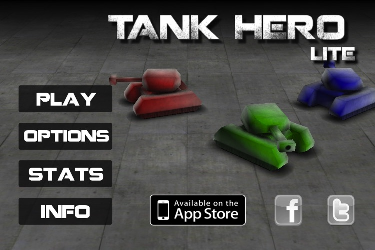 Tank Hero Lite screenshot-0