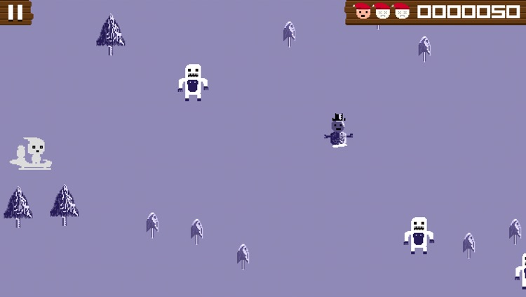 Yeti Escape screenshot-3