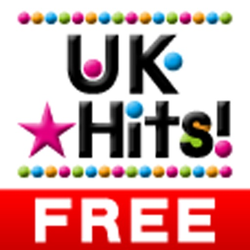UK Hits! (FREE) - Get The Newest UK Charts! iOS App