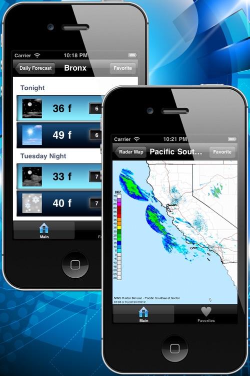 NOAA Weather Alert Plus screenshot-3