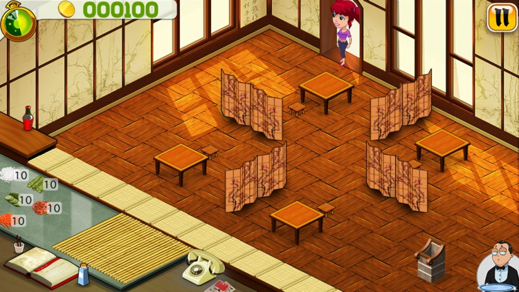 Master Sushi HD lite screenshot-0