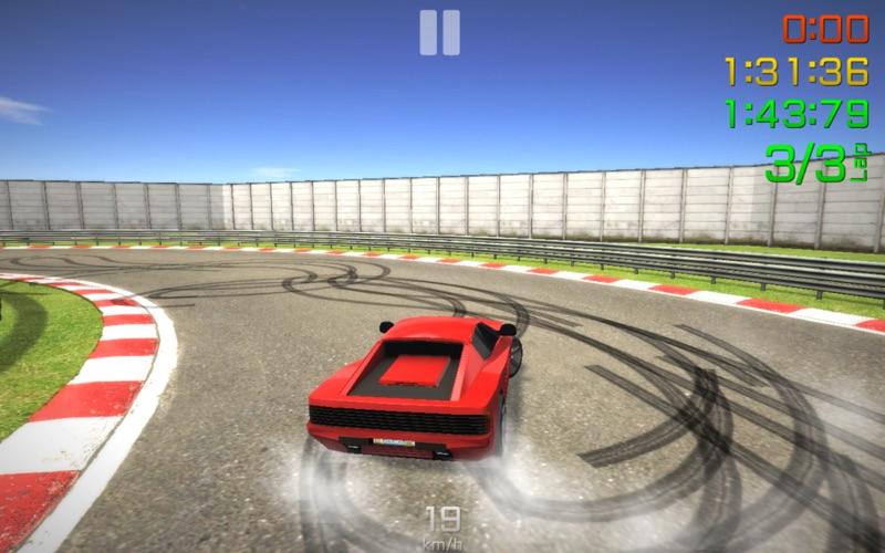 Gods of Drifting Screenshot