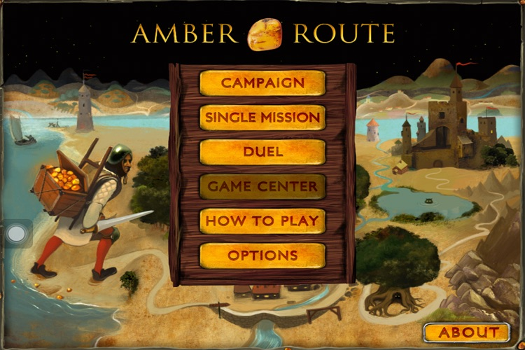 Amber Route Free