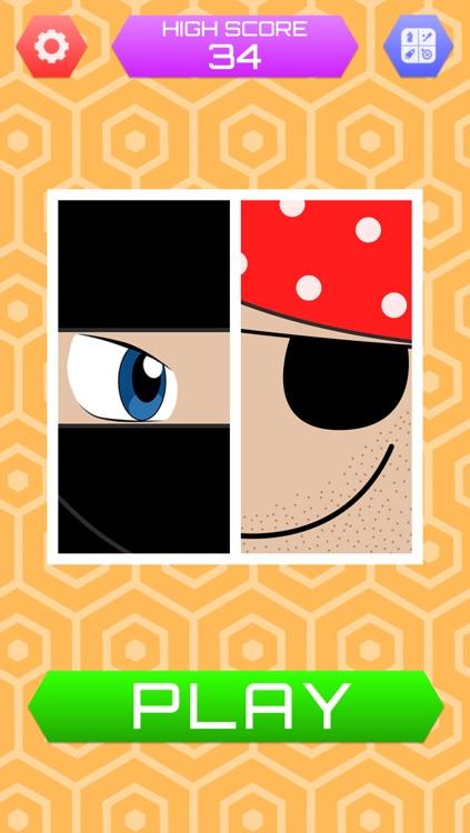 Ninja Or Pirate - Image Quiz