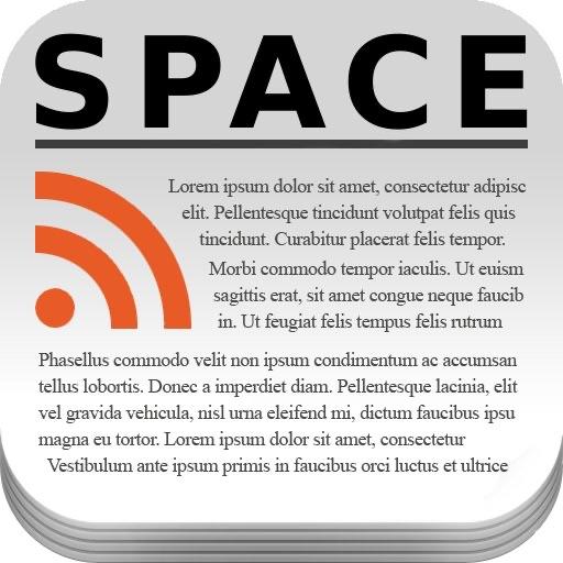 Space News Reader