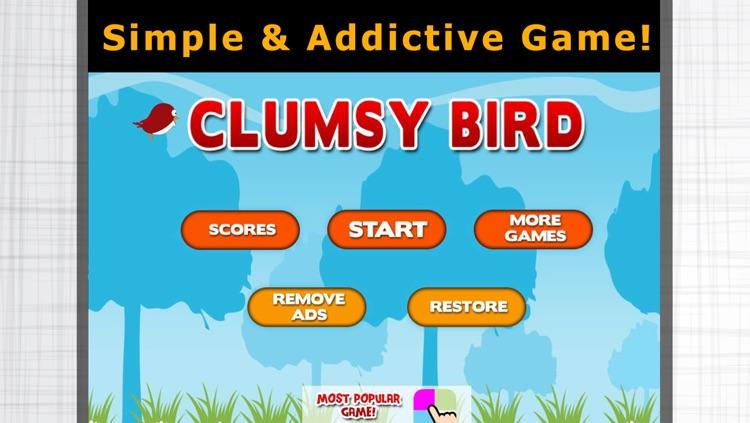 Clumsy Bird screenshot-4
