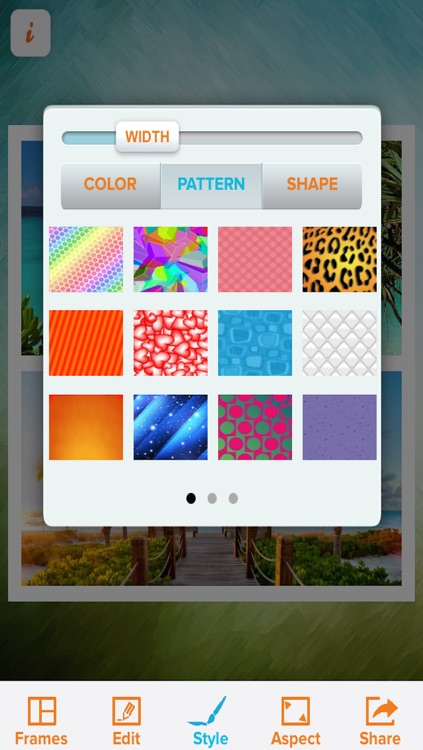 Frame it Pro! - Frames, Collage, Meme, Pattern, Stickers and Photo Smart Editor screenshot-2