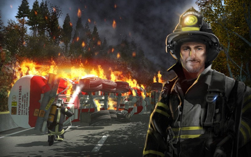 Firefighters 2014 screenshot 1