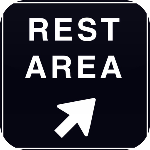 Rest Area Locator for US highway - Lite