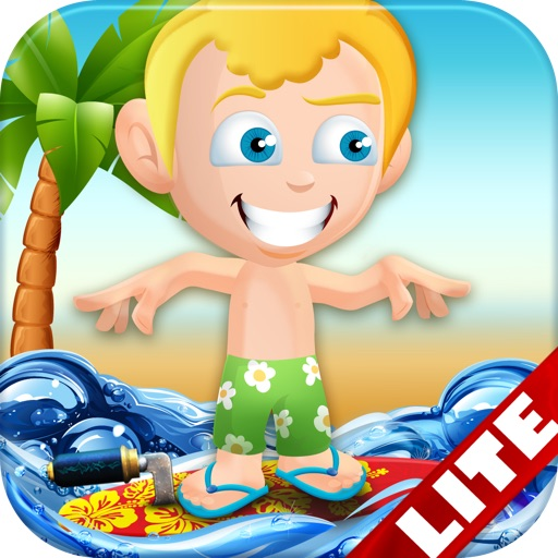 Turbo Minion Surfers and the Dash to Outrun Sea Dragons LITE - FREE Game icon