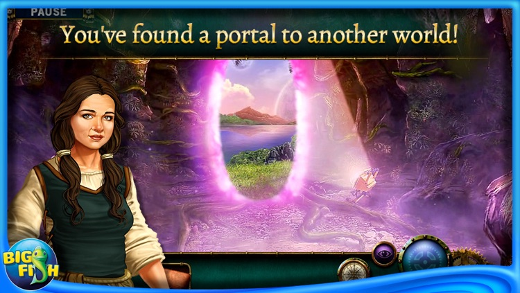 Botanica: Into the Unknown Collector's Edition - A Hidden Object Adventure