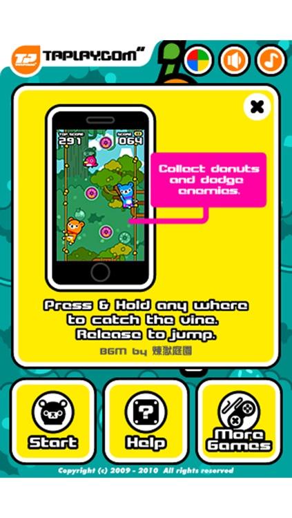 Tap Tap Jump - Tappi Bear screenshot-3