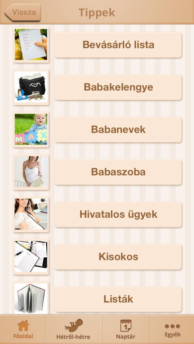 Édes Kisbabám Screenshot