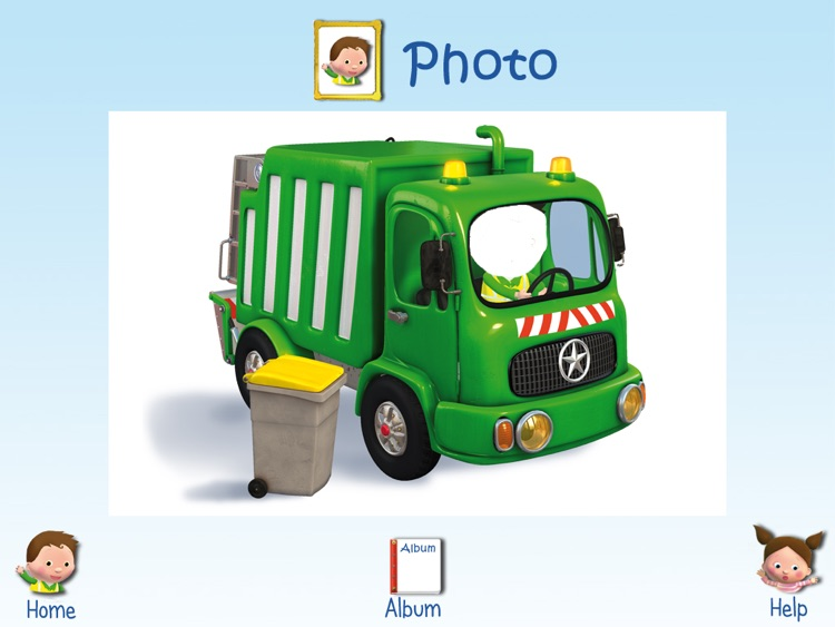 LITTLE BOY - SCOTT'S GARBAGE TRUCK HD screenshot-3