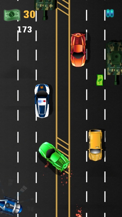 Police Car Race - Fun Racing Game screenshot-3