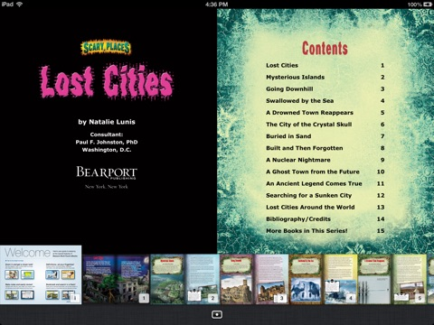 Lost Cities By Natalie Lunis On Apple Books