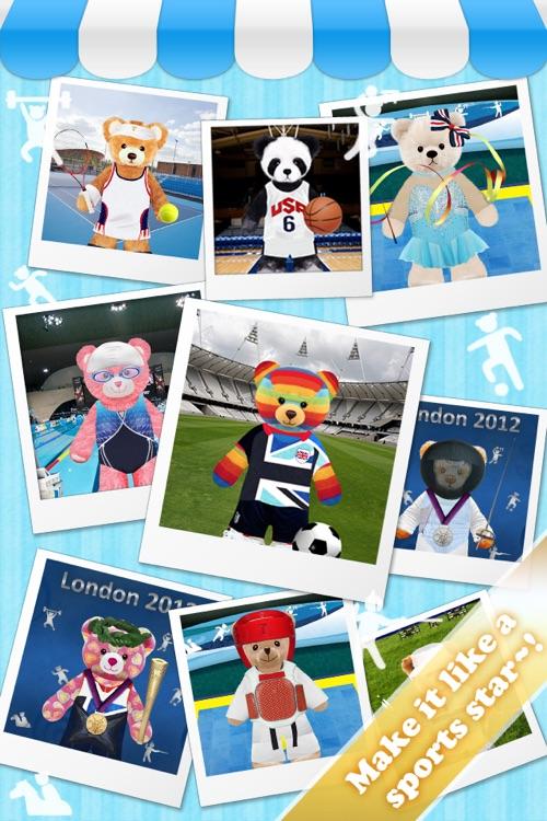Teddy Bear Maker - Sports Edition screenshot-3