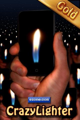 Crazy Lighter - Gold