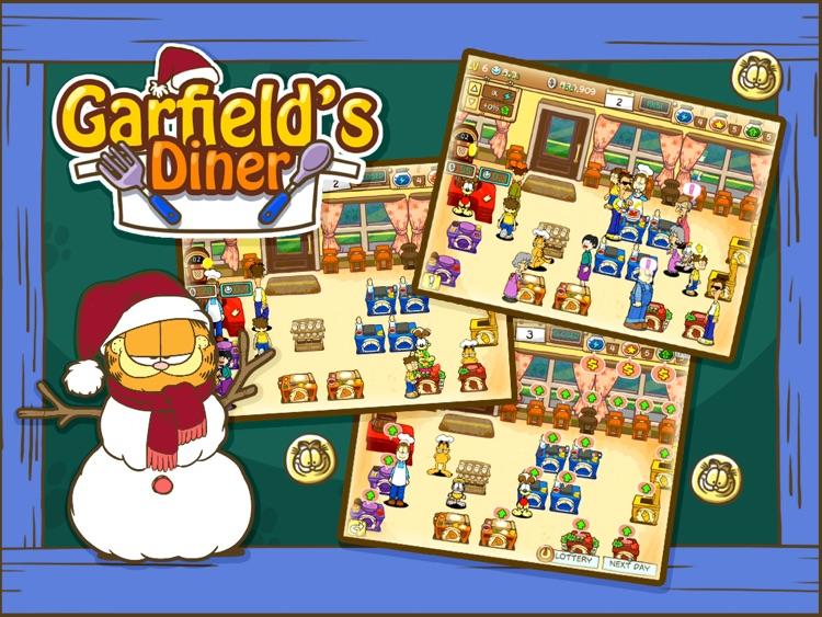 Garfield's Diner HD
