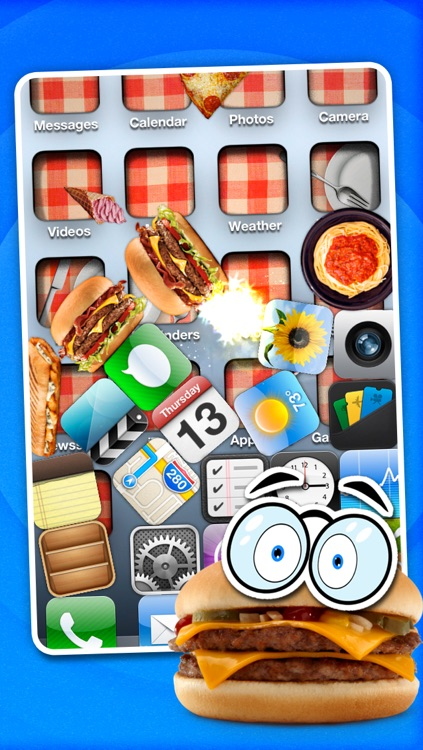 Crazy Icons Prank - Make your Icons Bounce Around screenshot-4
