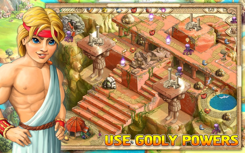Demigods (Premium) screenshot 3