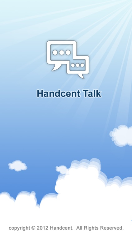 Handcent Talk