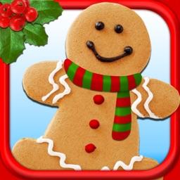 Christmas Gingerbread Cookies!