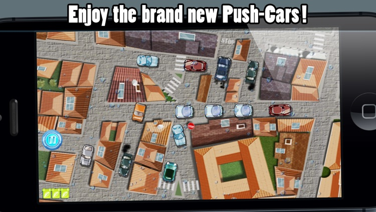 Push-Cars 2: On Europe Streets screenshot-4