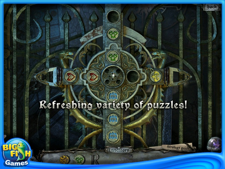 Gravely Silent: House of Deadlock Collector's Edition HD screenshot-3