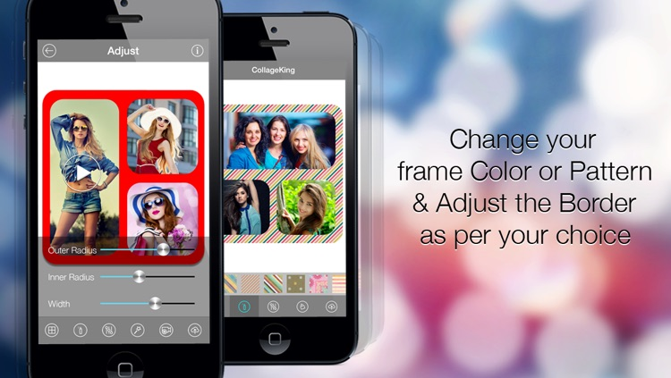 CollageKing pro - 2 in one (Two applications in one) create Photo and Video collage frame for instagram, vine