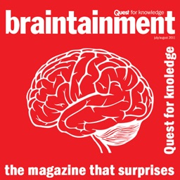 Braintainment Magazine: Quest for knowledge