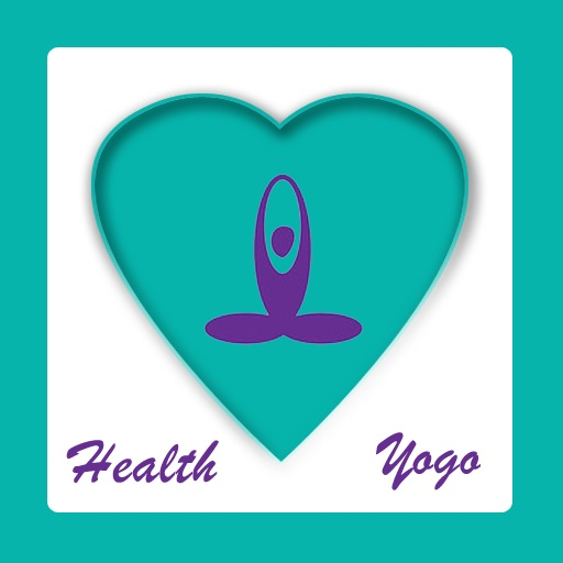 Health Yoga for iPad icon