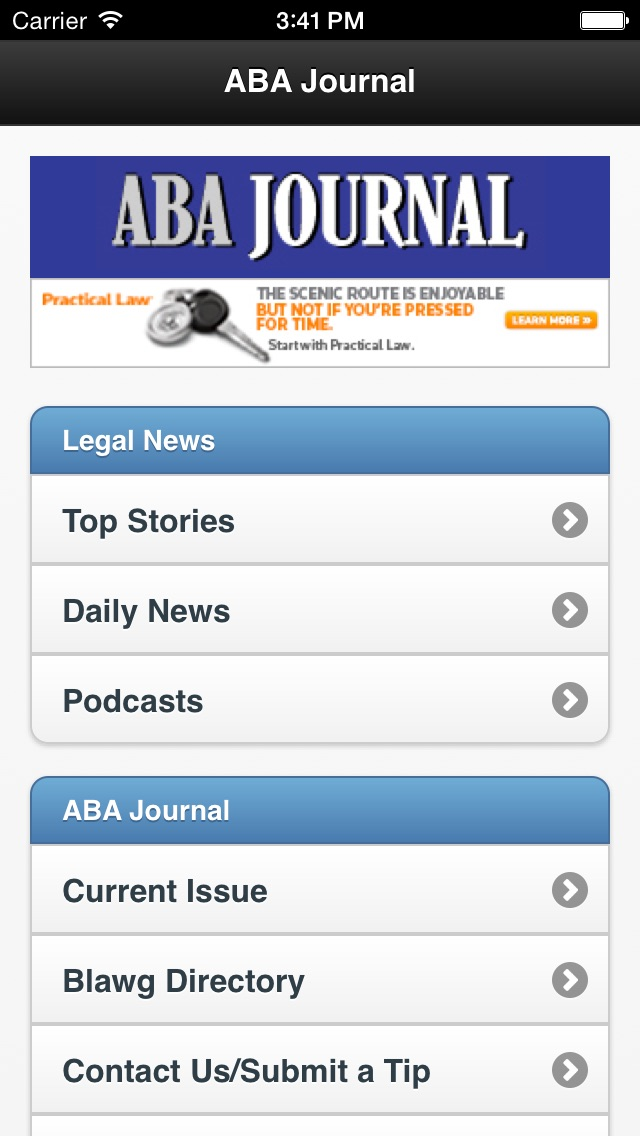 ABA Journal Daily News-0