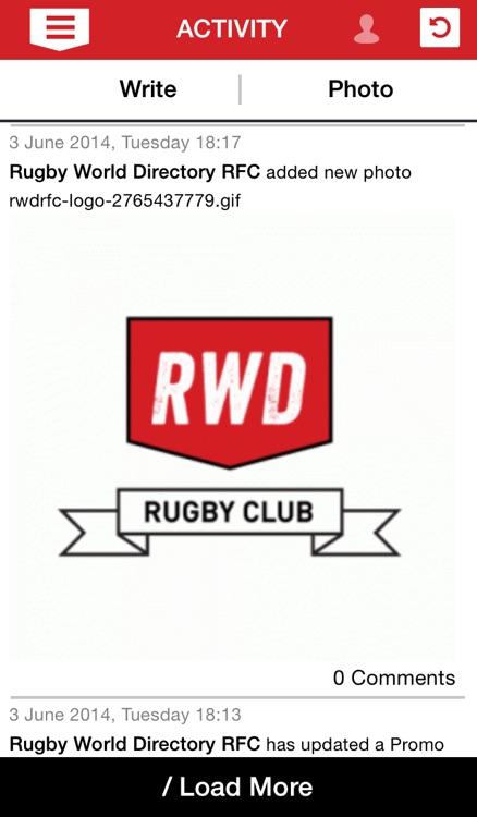 RWD Rugby
