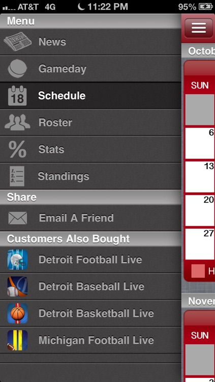 Detroit Hockey Live