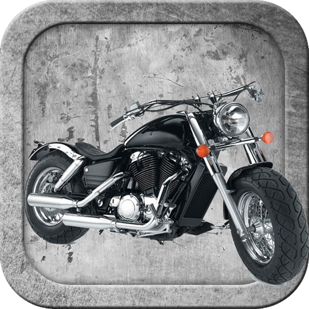 Motorcycle Builder 3D Free - Design and Drive icon
