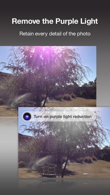 Blux Camera Pro screenshot-4