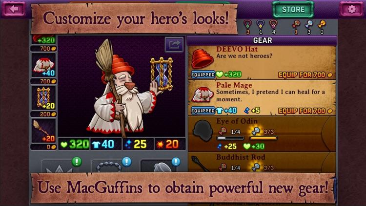 MacGuffin Quest screenshot-4
