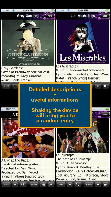 800 Musicals of All Times
