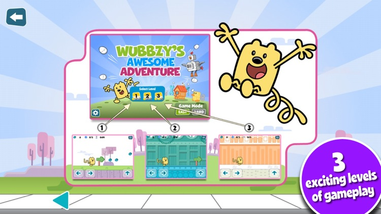 Wubbzy's Awesome Adventure screenshot-3