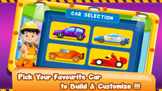 Little Car Builder- Tap to Make New Vehicles In Your Amazing Auto Factory-4