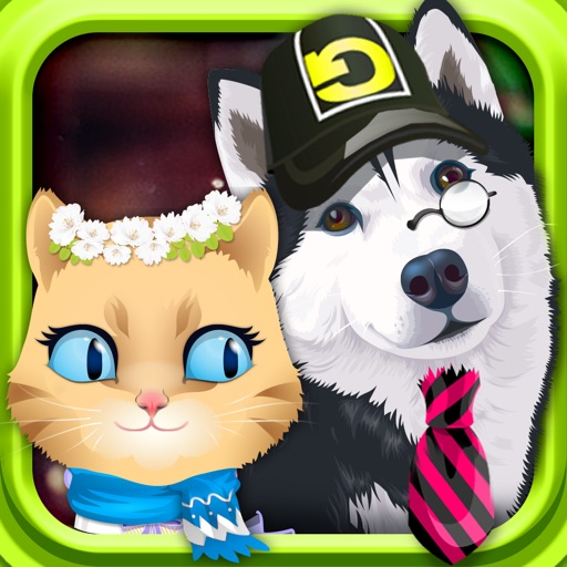 Girls Games - Pet Salon HD