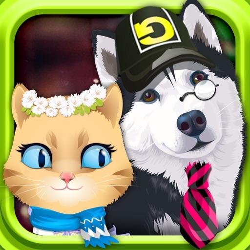 Girls Games - Pet Salon HD icon