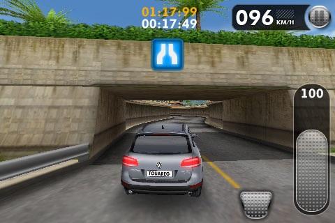 Volkswagen Touareg Challenge screenshot-3
