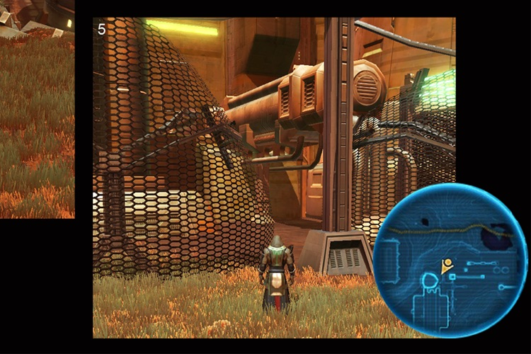 Locations for SWTOR HD screenshot-4