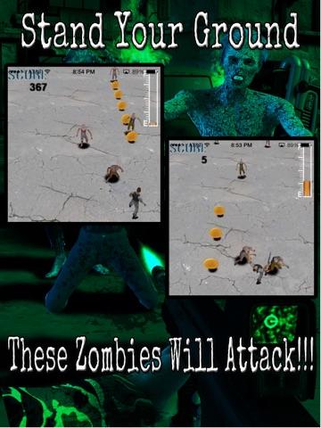 Trigger Shooter Battle Nations vs. Zombies - Dead Hunter World War 2 on Zombie Highway Road HD Lite-ipad-2