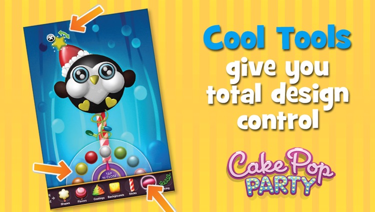 Cake Pop Party: Be CReAtiVe!